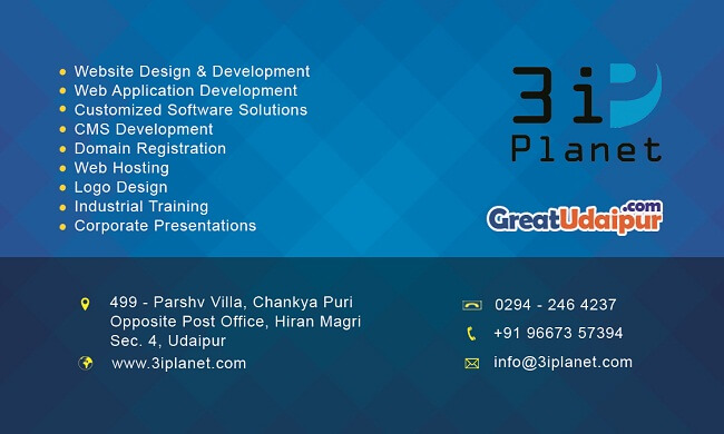 3i Planet - Udaipur Best Web Development Company-india - Copy